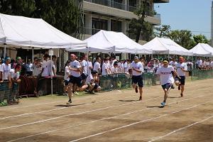 100m男子