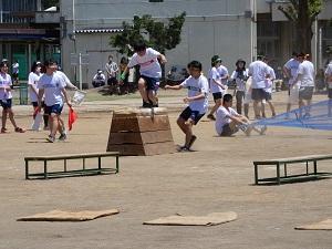 SteepleChase(男子)