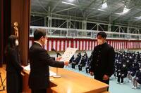 埼玉県体育優良児童生徒表彰