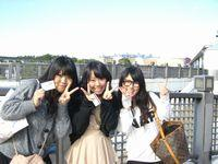 東京ディズニーリゾートへの校外ホームルームの様子 その1
