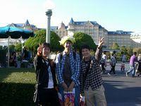 東京ディズニーリゾートへの校外ホームルームの様子 その5